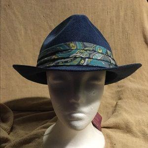 Fedora hat by Carlos Santana